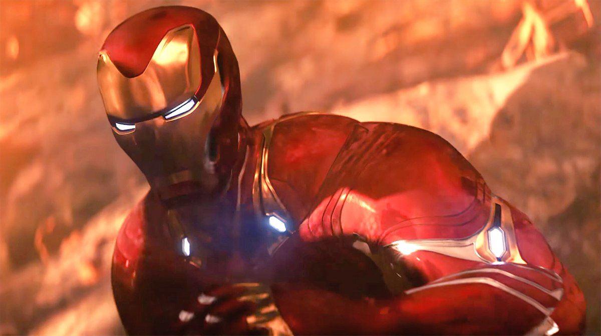 wayang zayan : marvel studios' avengers : infinity war.