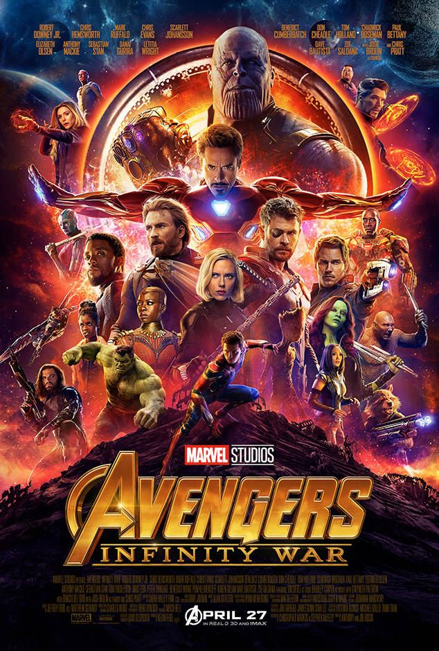 wayang zayan : marvel studios avengers : infinity war.