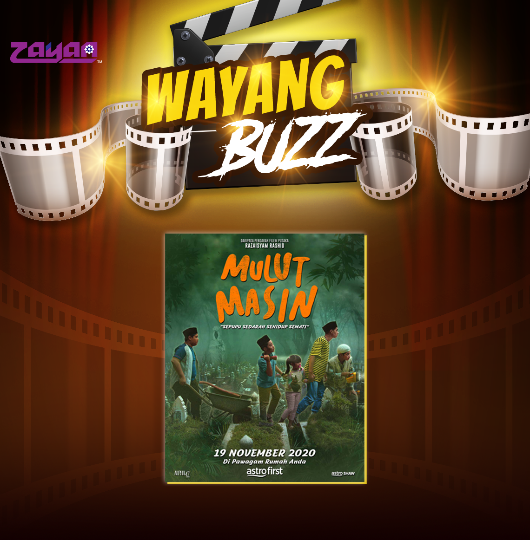 wayang buzz