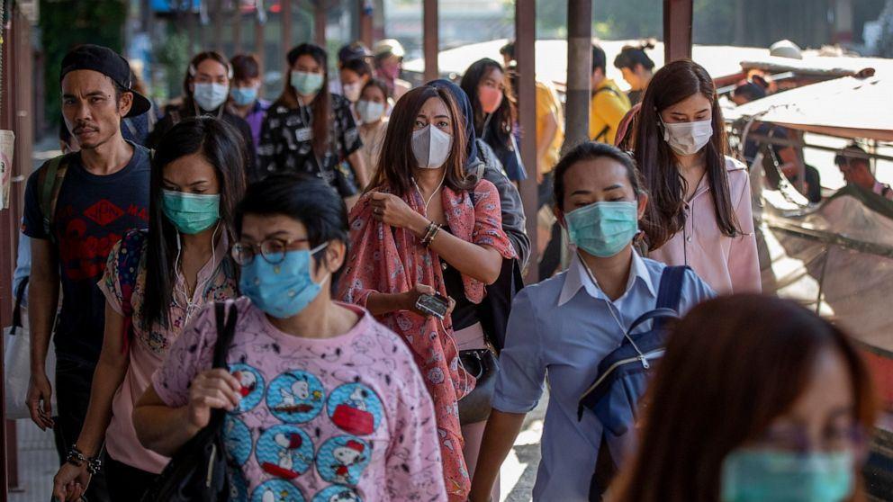 who mengisytiharkan wabak koronavirus sebagai kecemasan kesihatan antarabangsa