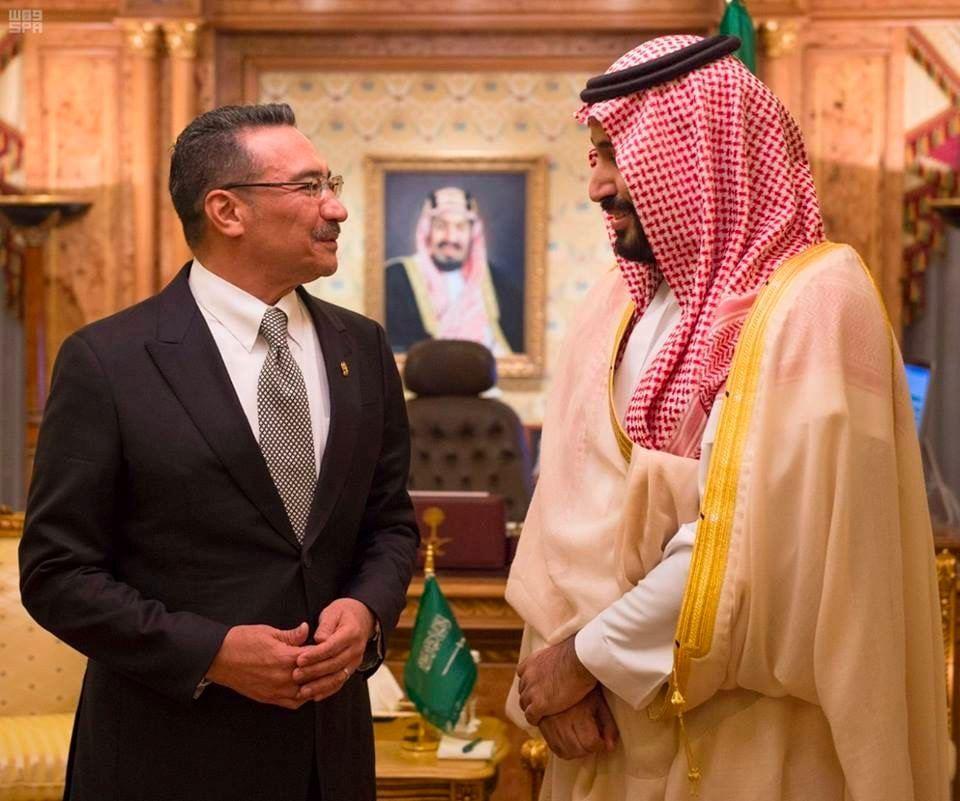 arab saudi bantu malaysia, sumbang peralatan perubatan termasuk satu juta dos vaksin covid-19
