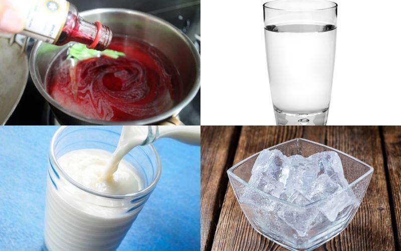 air sirap bandung, minuman wajib berbuka puasa